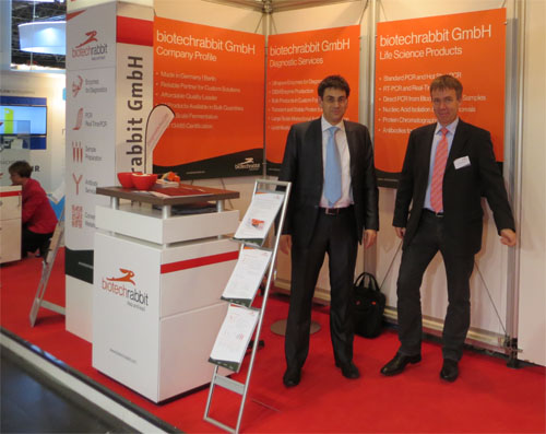 Medica booth