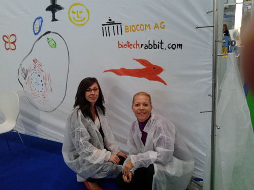 Creativity at Biotechnica